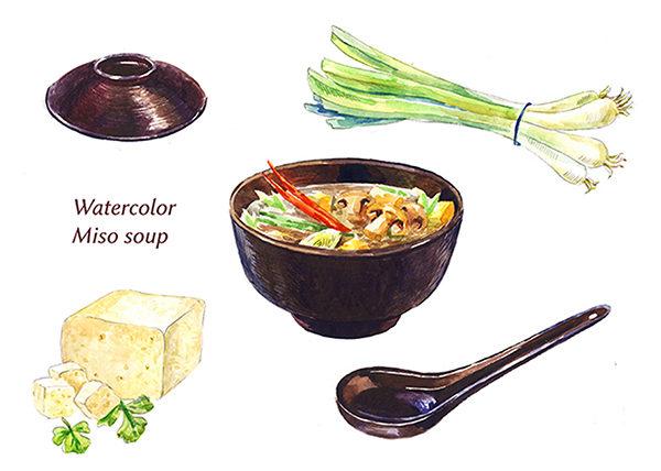 Для статьи о японской кухне